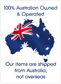 100% Australian owned and operated